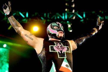 Rey Mysterio volverá a enfrentar a Shinsuke Nakamura en Starrcade