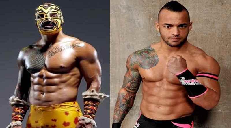OFICIAL: Ricochet firma por WWE para luchar en NXT