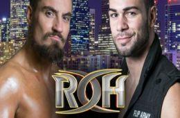 Ring of Honor 10 enero