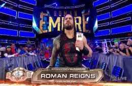 Roman Reigns RAW 25 Diciembre