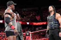Roman Reigns opina sobre el regreso de Bobby Lashley a la WWE