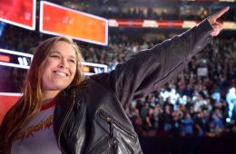 debut de Ronda Rousey para el WWE Live de China
