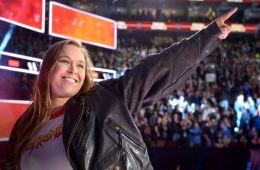 Ronda Rousey al habla Me encantaría trabajar con CM Punk