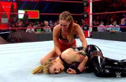 Ronda Rousey retiene el título