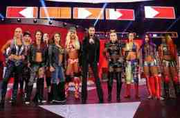 Ruleta Femenina en WWE RAW