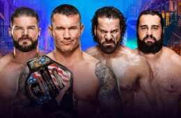 Rusev WrestleMania 34