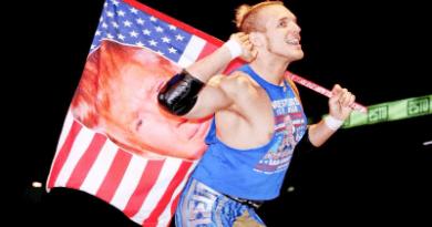 Sam Adonis CMLL