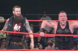 Sami Callihan derrotó a The Mack en Impact Wrestling Homecoming