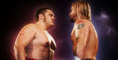 CM Punk y Samoa Joe