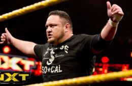 Samoa Joe NXT