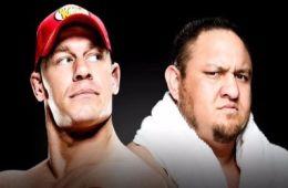 John Cena se verá las caras con Samoa Joe el 27 de agosto