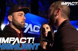 Santino Marella habla sobre hacer más apariciones con Impact Wrestling