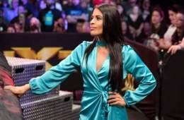Se espera que Zelina Vega esté en el show de Smackdown Live de esta noche