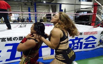 Sendai Girls de Octubre 2017