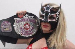 Sexy Star la Reina de Reinas de Triple A