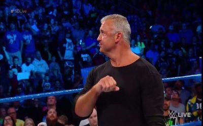 Shane Mcmahon suspendido como comisionado de SmackDown Live