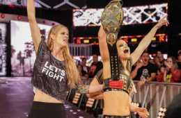 Shayna Baszler retiene el título femenino de NXT