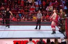 Sheamus vs. Dean Ambrose WWE RAW
