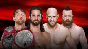 Tag Team Championship No Mercy