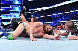 SmackDown Live 30 de Octubre 2018 (Cobertura y Resultados en directo)