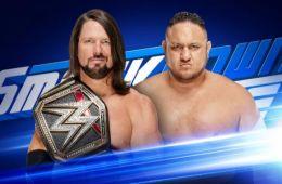 WWE Smackdown Live 25 de Septiembre (Cobertura y resultados en directo)