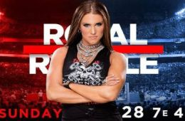 Stephanie Royal Rumble