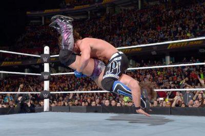 WWE noticias Styles Clash