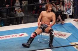 Tetsuya Naito NJPW Wrestle Kingdom