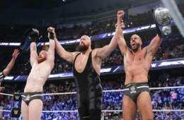 The Bar nuevos Smackdown Tag Team Champions con ayuda de Big Show