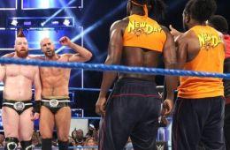 WWE noticias The Bar