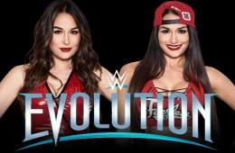 The Bella Twins estarían en WWE Evolution