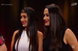 The Bellas WWE Summerslam 2018