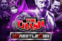 The Crash en WrestleCon 2018