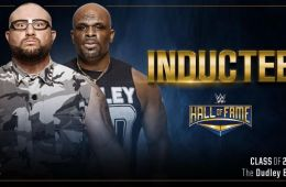 The Dudley Boyz WWE Hall Of Fame