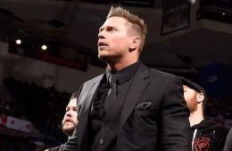 WWE noticias The Miz aterriza en SmackDown Live