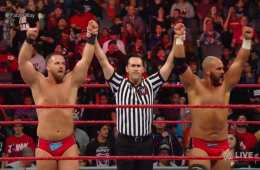 The Revival son aspirantes a los campeonatos por parejas de WWE RAW