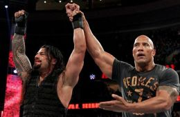 WWE noticias The Rock