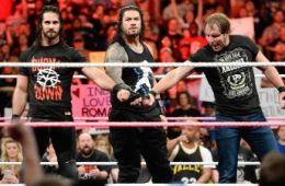 WWE noticias The Shield