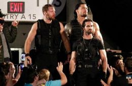 WWE noticias The Shield