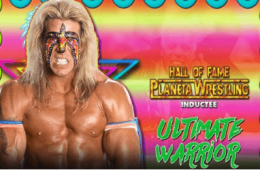 The Ultimate Warrior Planeta Wrestling Hall of Fame 2016
