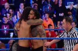 The Usos SmackDown
