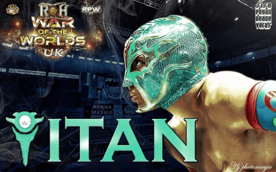 Titán del CMLL luchará en Ring of Honor