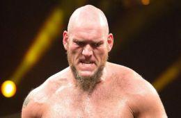 Top 5 rivalidades que podría tener Lars Sullivan en el main roster