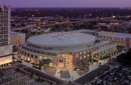 Toyota Center, sede de All Elite Wrestling