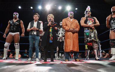 Triple AAA, Luchando por México