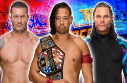 Triple Amenaza SummerSlam