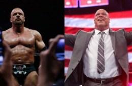 Triple H & Kurt Angle Survivor Series