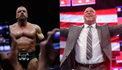 Triple H & Kurt Angle Survivor Series