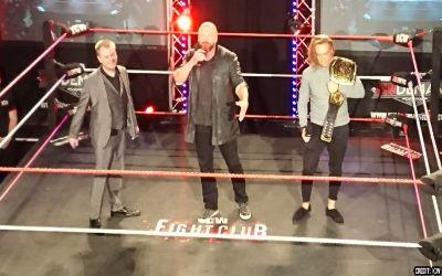 Triple H en ICW