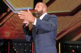Triple H estará en el backstage de NXT Takeover War Games II